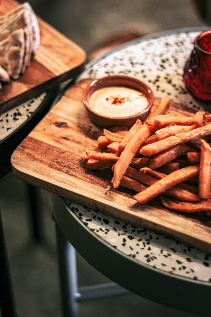 frites-patate-douce-recette