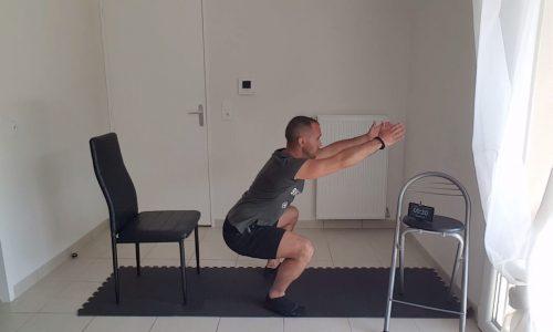 squat coaching sportif